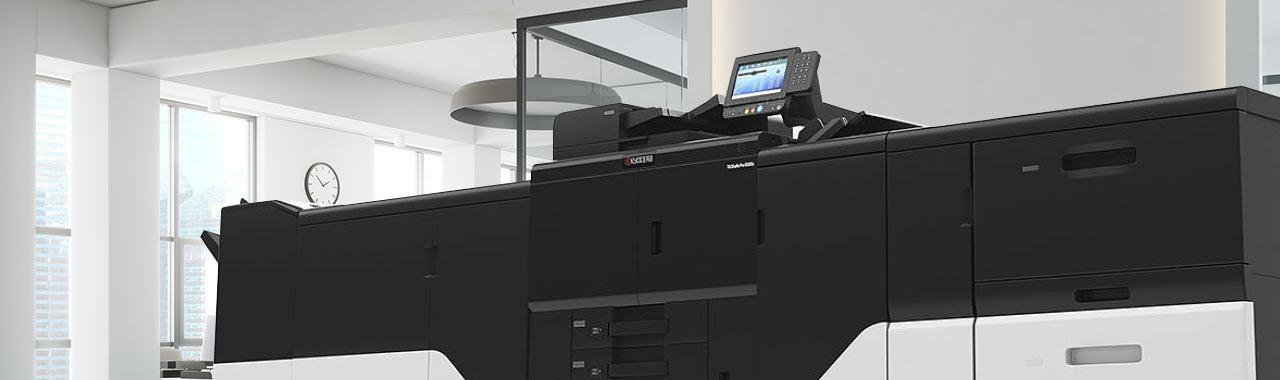 Kyocera Multifunction Copier in an open office
