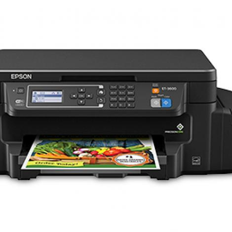 Epson Expression ET-3600 EcoTank® All-in-One Supertank Printer