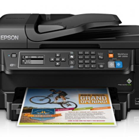 Epson WorkForce WF-2650 All-in-One Printer