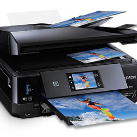 Epson Expression Premium XP-830 Small-in-One® All-in-One Printer